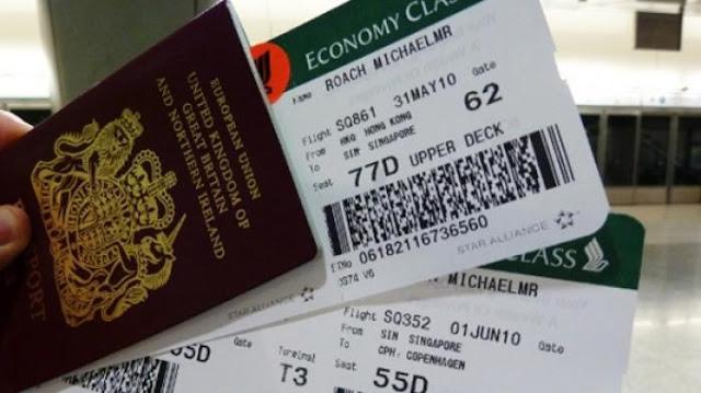Pengertian Tiket Pesawat First Class