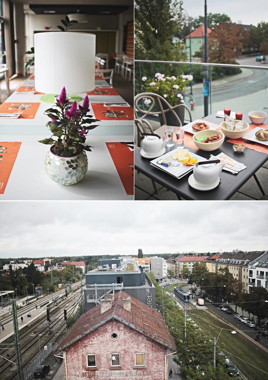 münchen frühstück hotel