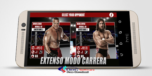WWE 2K16 For Android
