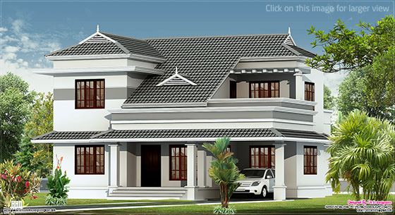 new villa in Kerala