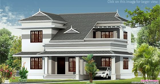 New Villa Design In 2250 Sq.feet