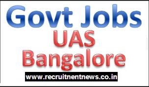 UAS Bangalore