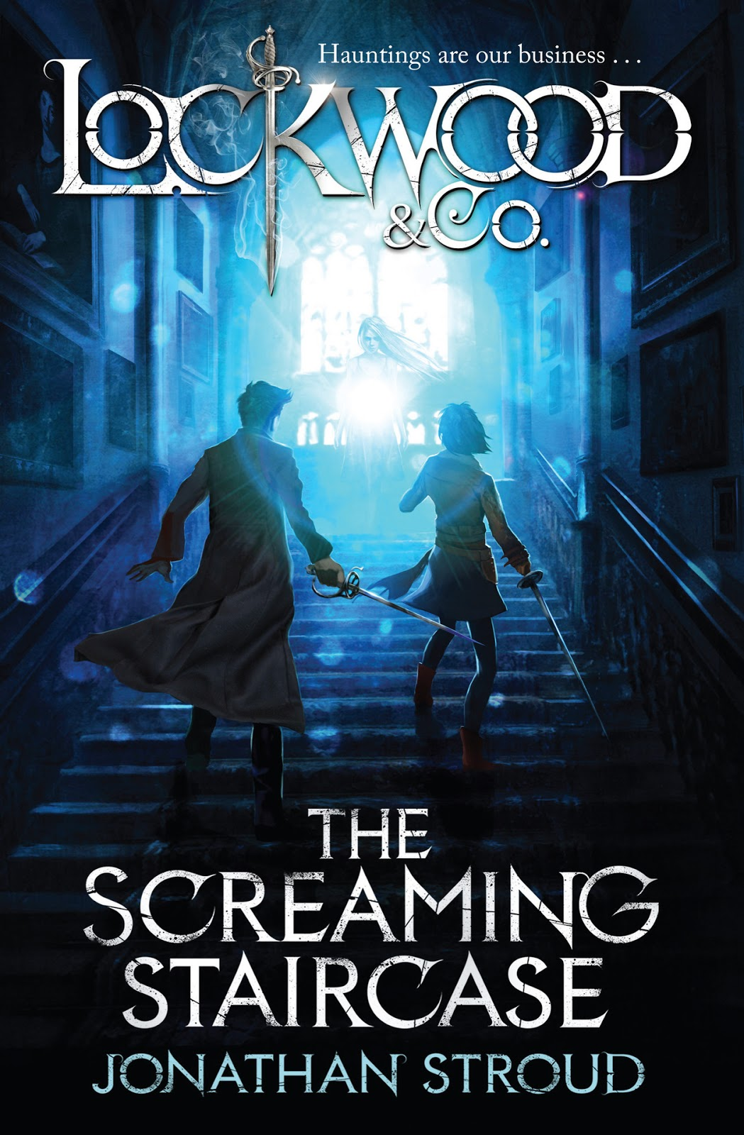 Loockwood & Co: The Screaming Staircase