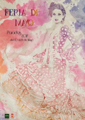Paradas - Feria 2017 - Israel Muñoz - Modelo: Laura Montero Galindo