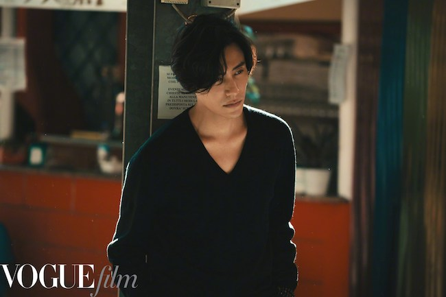 Chen Kun, 陈坤, Vogue Film, Ti Ho Incontrata Domani, Meeting You Tomorrow,  遇见明日的你