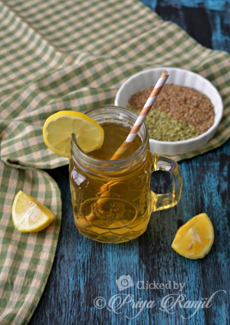 Cumin Detox Drink | Indian Detox recipes