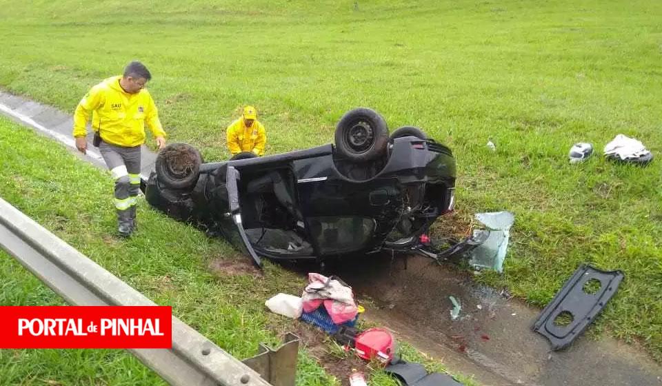 Polícia Rodoviária registrou cinco acidentes na tarde desta quarta na Rodovia SP 340
