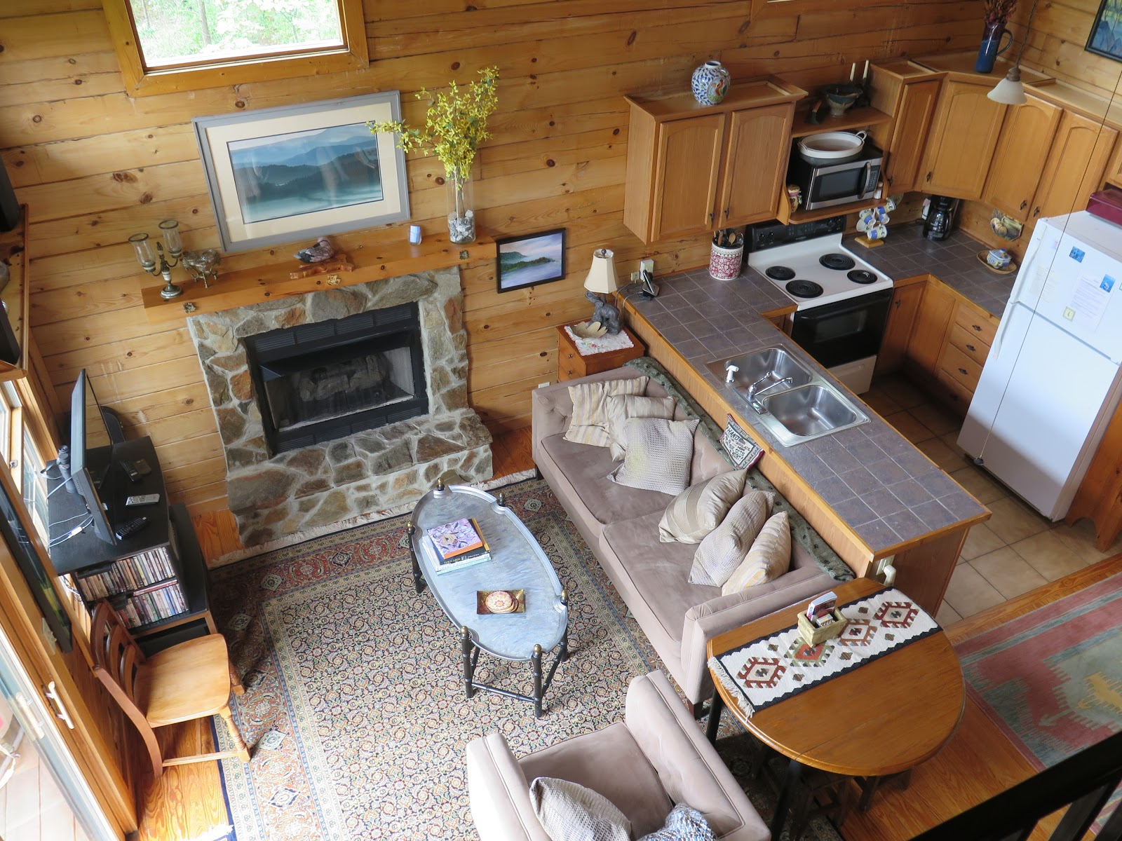 at nh rentals cabins tales lopstick pittsburg cabin watch fish the youtube