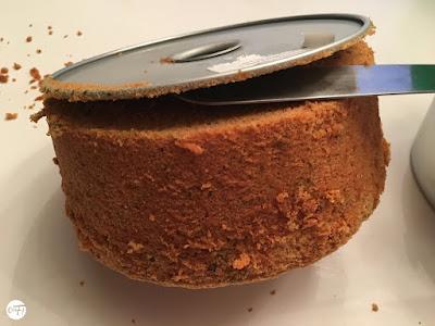 Cest Ma Fournée Le Chiffon Cake
