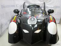 1 Mobil Mainan Aki Junior Z662 Batman BatMobile