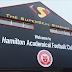 Eμπρησμός στο γήπεδο της Hamilton