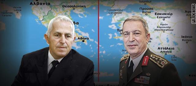 Τα ΜΟΕ που συμφώνησαν Αποστολάκης- Ακάρ για τη συνδιαχείριση του Αιγαίου