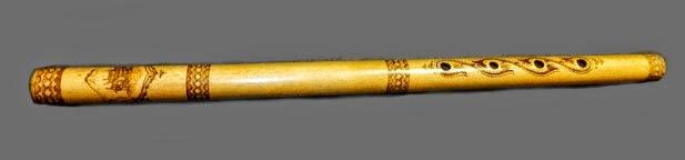 Saluang, alat musik dari Sumatra Barat