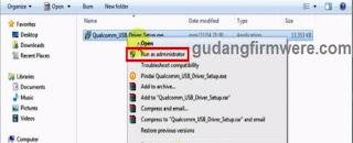 Cara Flash Firmware Lenovo A1900 Qualcom Flashtool
