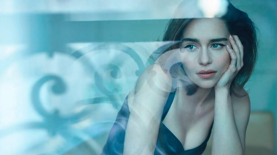 Emilia Clarke, Beautiful, Girl, 4K, #6.327
