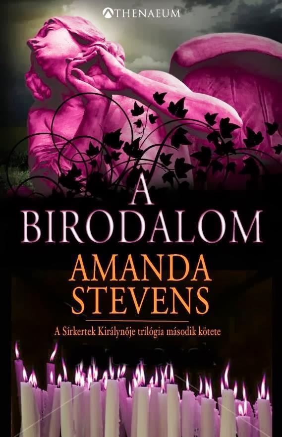 Amanda Stevens - A birodalom