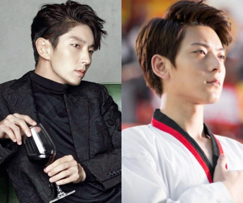 Những sao Hoa - Hàn giống nhau như anh chị em 'thất lạc' - Ảnh 8