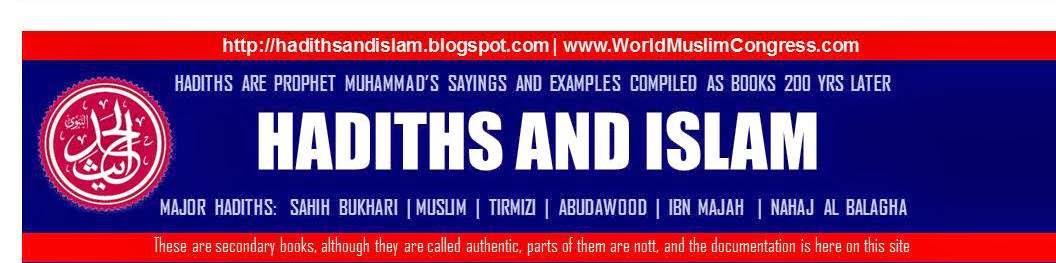Hadiths and Islam