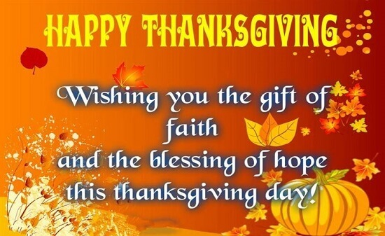 #35+ Happy Thanksgiving Day Wishes - Best Wishes of Happy Thanksgiving Day 2016