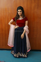 Actress Aathmika in lovely Maraoon Choli ¬  Exclusive Celebrities galleries 082.jpg