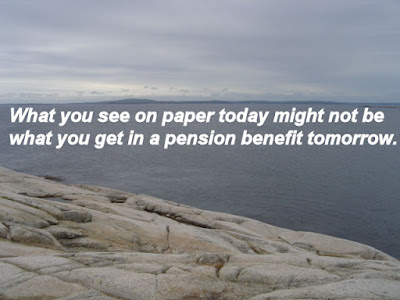 Retirement Planning for the Road Ahead Pension