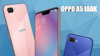 This is a leak image of Oppo A5