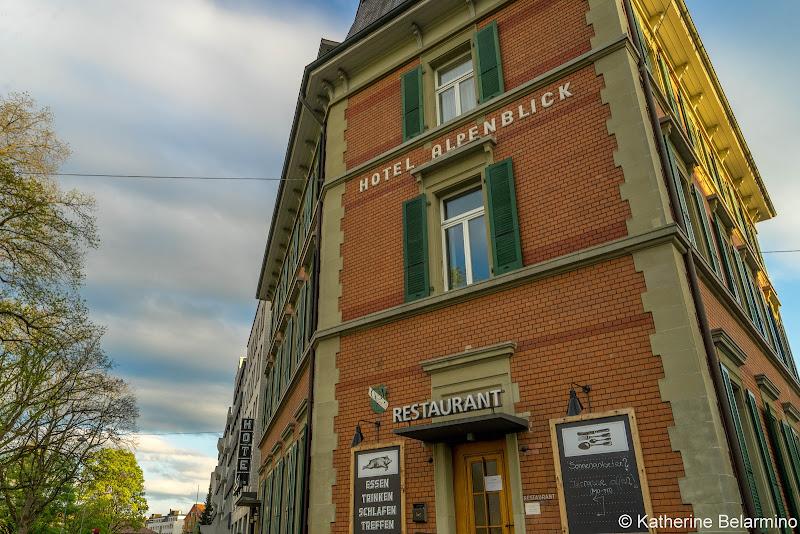 Hotel Alpenblick Bern Hotel
