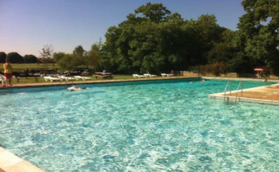 Image Gallery Outdoor Pool Abingdon