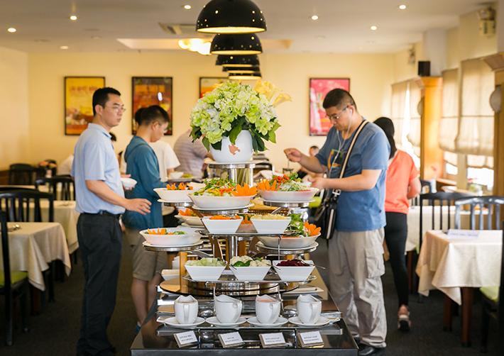 Buffet Trưa 70 Món Âu - Á Đặc Sắc Tại Liberty Saigon Parkview (Liberty 4)
