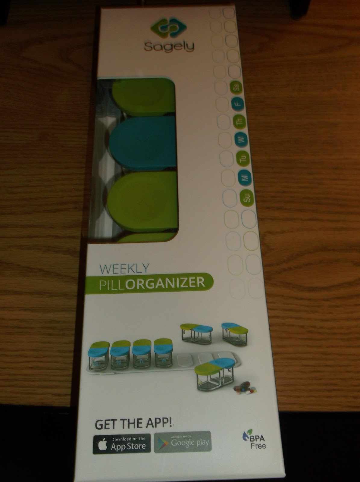 Missys product reviews sagely smart pill organizer i know you know someone who forgets to take their pills daily if not yourself a family member sagely smart weekly pill organizer solves the challenges solutioingenieria Gallery