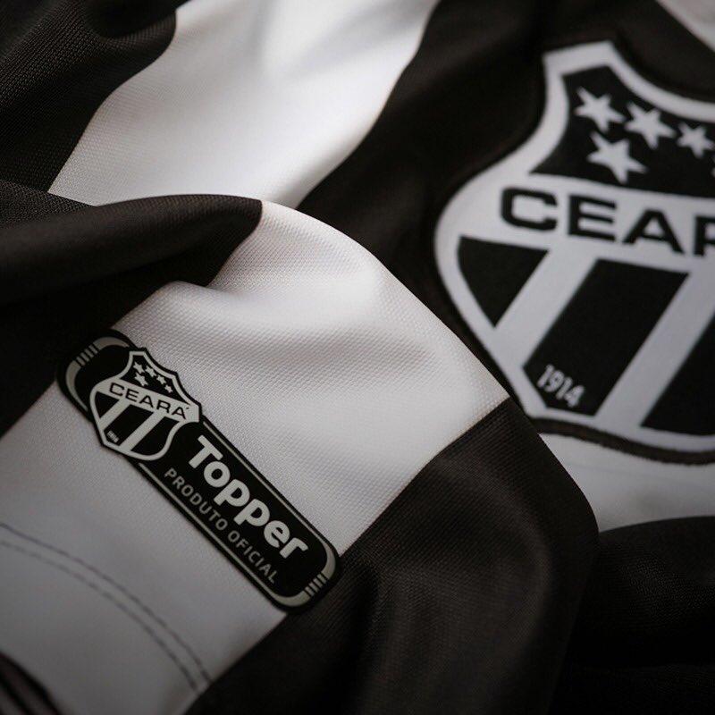 5b60411629 Novas camisas do Ceará serão conhecidas em transmissão do YouTube ...