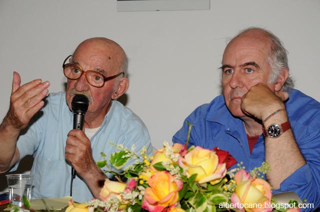 Elio Lanteri e Marino Magliani