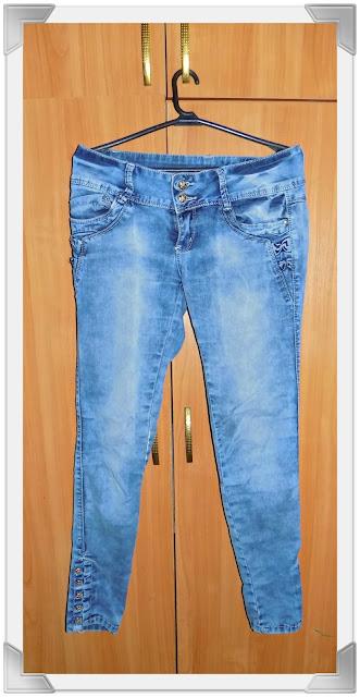 как обновить джинсы