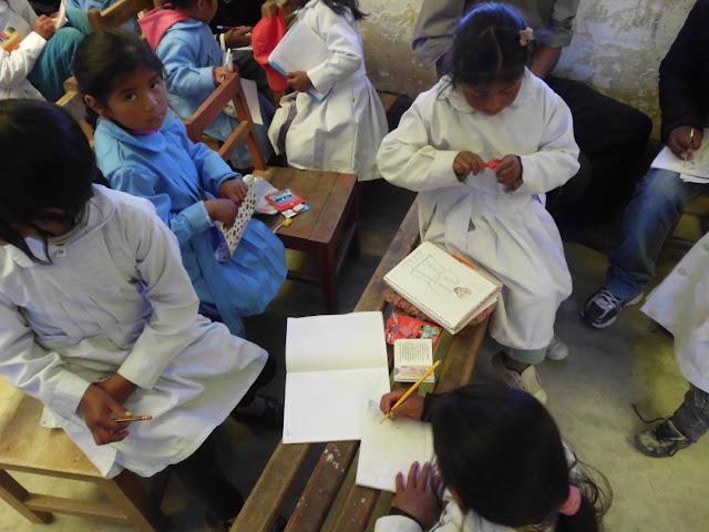 Wichtig bei uns wie bei Euch sind die Gottesdienste auch für Kinder interessant zu gestalten