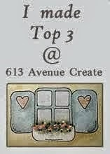 613 Avenue Create Top 3