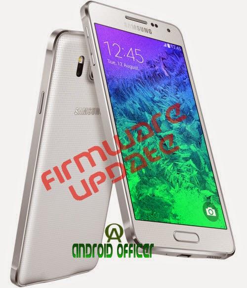 Samsung Galaxy Alpha SM-G8508S