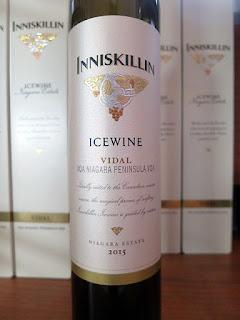 Inniskillin Vidal Icewine 2015 (90+ pts)