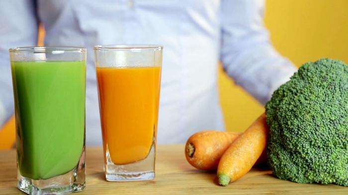 Jus brokoli dan jus wortel mengobati mata minus