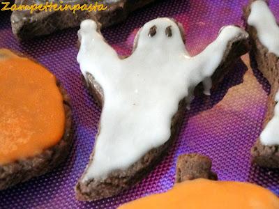 Biscotti al cacao per Halloween - Ricetta di Halloween