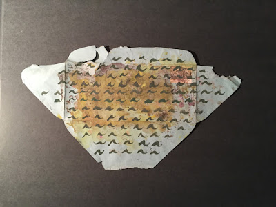 Julia Schwartz, Envelope paintings