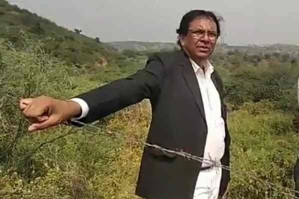 advocate-ln-parashar-slams-officer-for-aravali-cheerharan-news