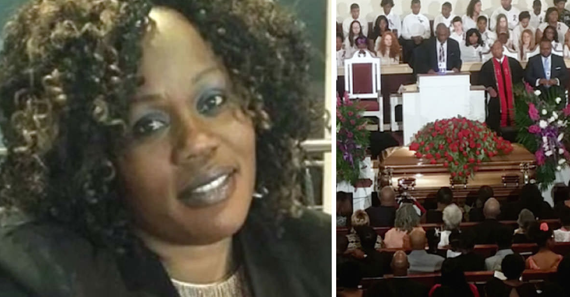 Wife crashes her own funeral, horrifying her husband, who had paid to have her killed