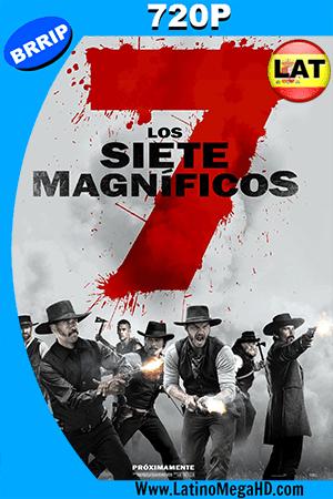 Los Siete Magníficos (2016) Latino HD 720p (2016)