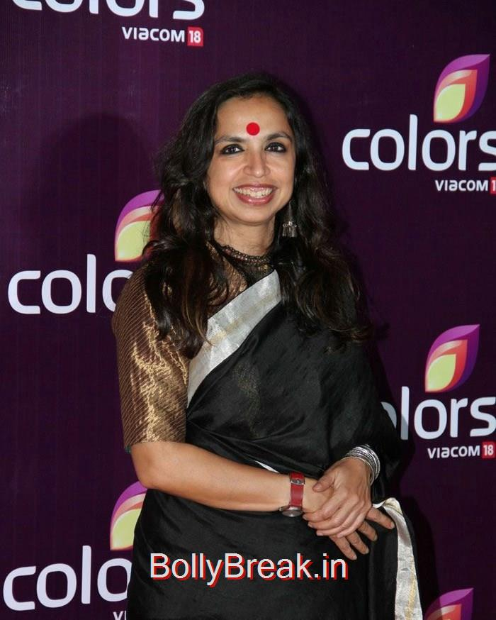 Shonali Bose, Hot Pics of Mandira Bedi Tina Dutta At Colors Leadership Awards 2015