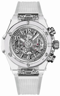 Montre Hublot Big Bang Unico Saphir