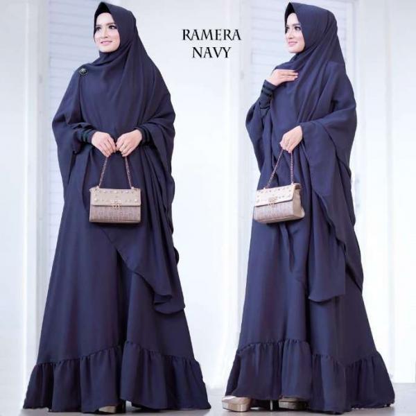 Jual Baju Busana Muslim Gamis Ramera Syari