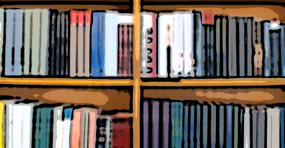 funny short story: The smell in the library