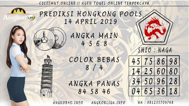 Prediksi Angka Jitu HONGKONG POOLS 14 APRIL 2019