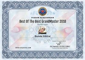 Best Of The Best GrandMaster