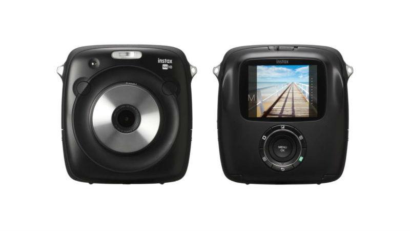 Akhirnya Fujifilm meluncurkan Kamera Polaroid Instax Square SQ10